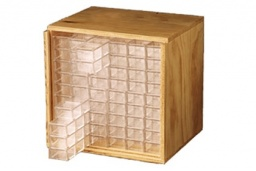 Sample Storage Box with Jumbo Trays